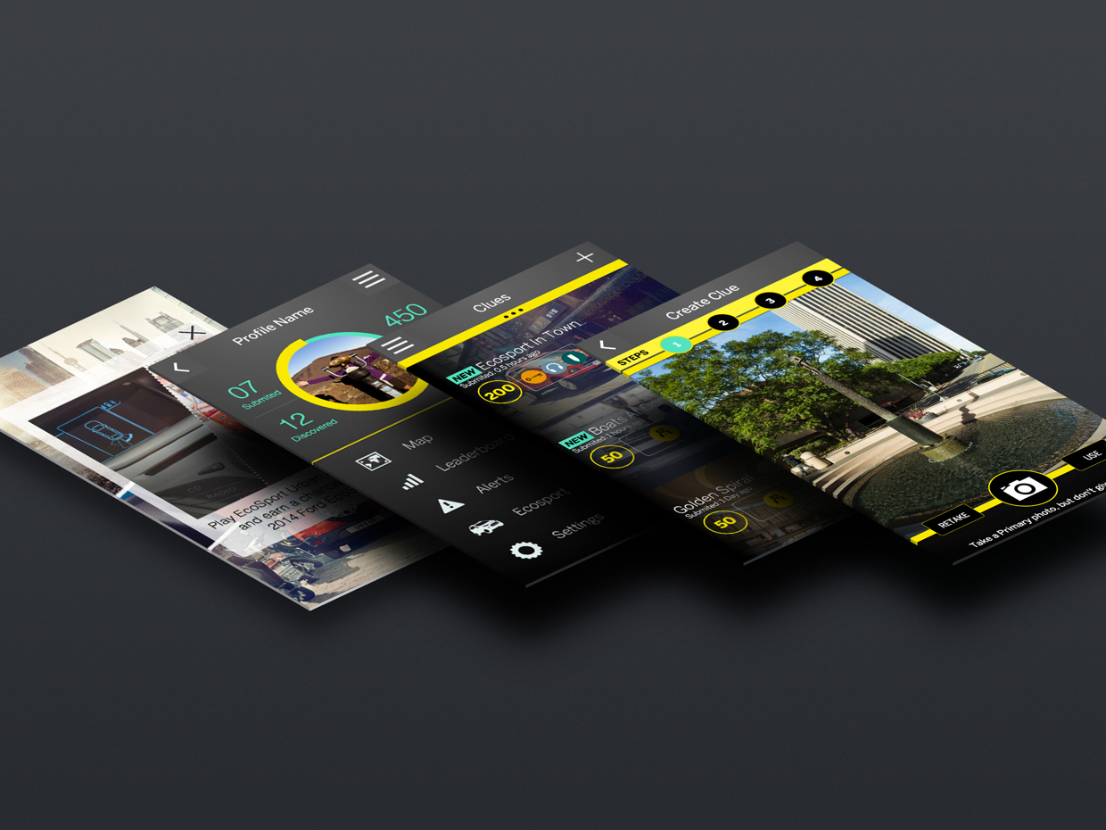 Urban Adventres App